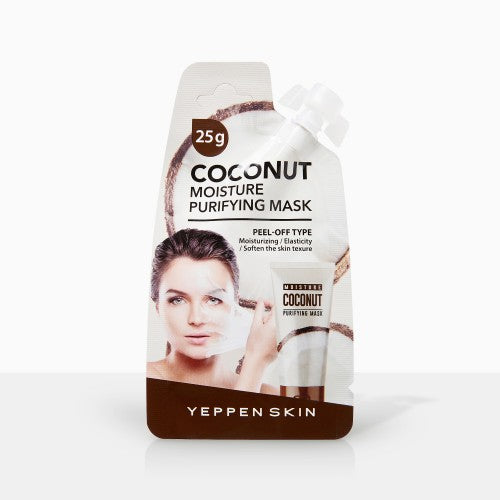 YEPPEN SKIN- COCONUT MOISTURE PURIFYING MASK - Dermal Cosmetics USA