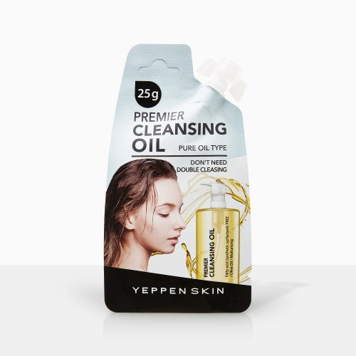 YEPPEN SKIN- PREMIER CLEANSING OIL - Dermal Cosmetics USA
