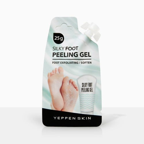 YEPPEN SKIN- SILKY FOOT PEELING GEL - Dermal Cosmetics USA