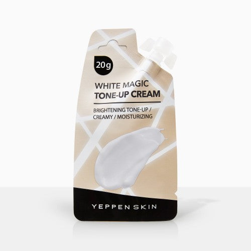 YEPPEN SKIN- WHITE MAGIC TONE-UP CREAM - Dermal Cosmetics USA