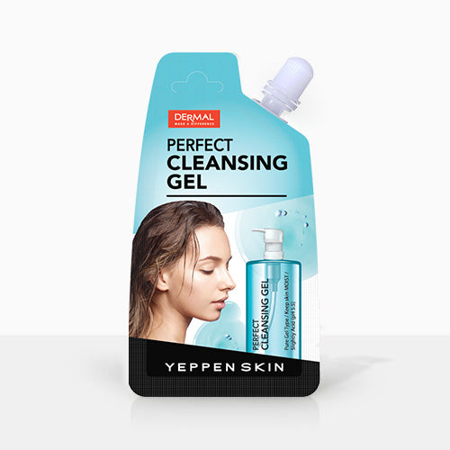 YEPPEN SKIN- PERFECT CLEANSING GEL - Dermal Cosmetics USA