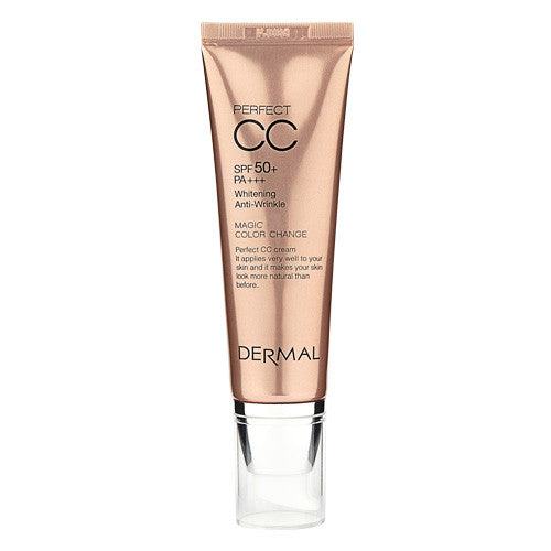 DERMAL PERFECT CC CREAM - Dermal Cosmetics USA