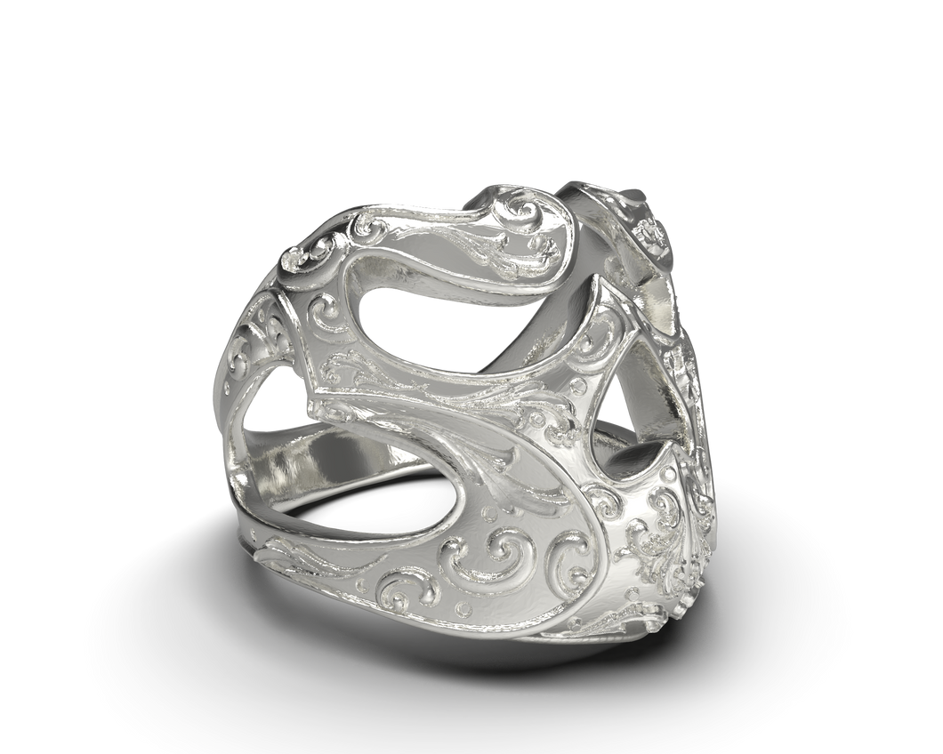 The Filigree Skull