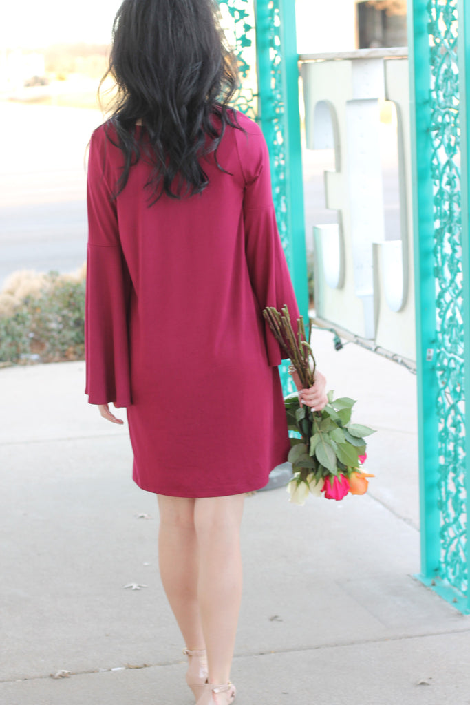 All the Feelings Dress - The Cactus Pearl