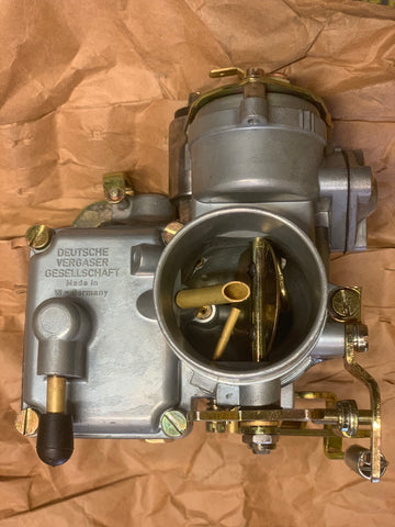 Reconditioned Carb's