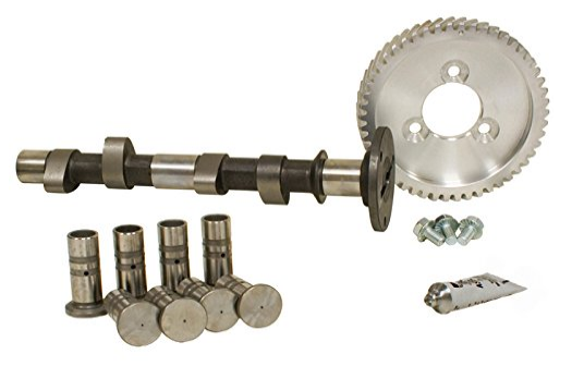 100 Camshaft Kit/Includes Camshaft-Cam Gear & Bolts-Lifters & Lube
