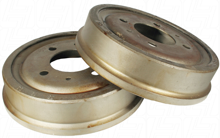 Rear Brake Drums Pair > Type 3 1966-1973