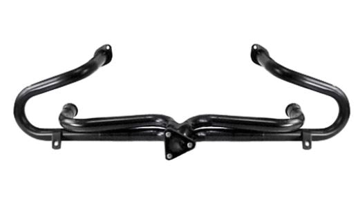 "Black Standard 1-3/8"" Exhaust Header Only-type 3 engines"