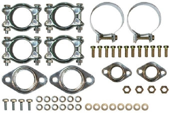 complete exhaust mounting kit type 1
