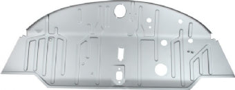 Kombi front floor panel for rhd models