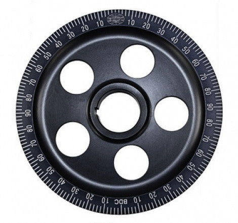 EMPI Hi-Perf. Aluminium Degree Pulley polished or black