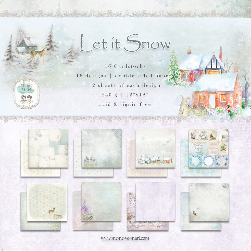 "מארז ""Let it snow"""