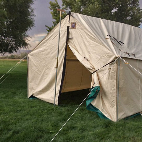 Wall Tents : cowboy canvas tents - memphite.com