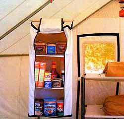 Hanging Camp Cupboard
