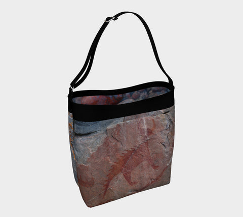 Lake Superior Agawa Bay - Pictographs Tote Bag