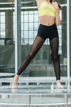 Endurance Legging - Black