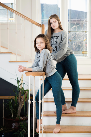 Dancers Don't Need Wings to Fly - Cropped Sweatshirt - Gray