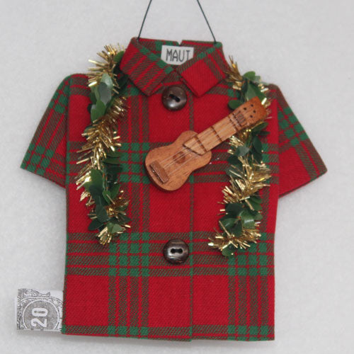 Palaka Plaid Christmas