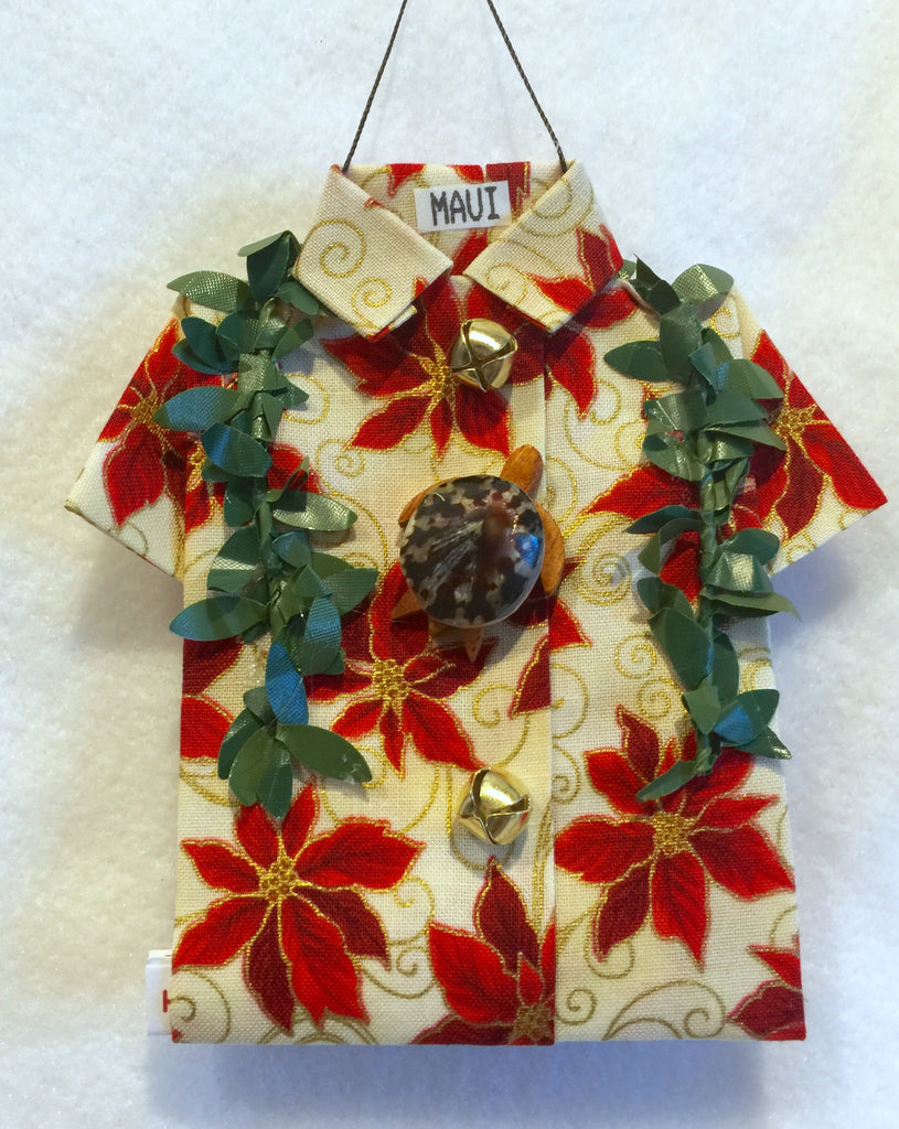 Poinsettia Shirt Christmas