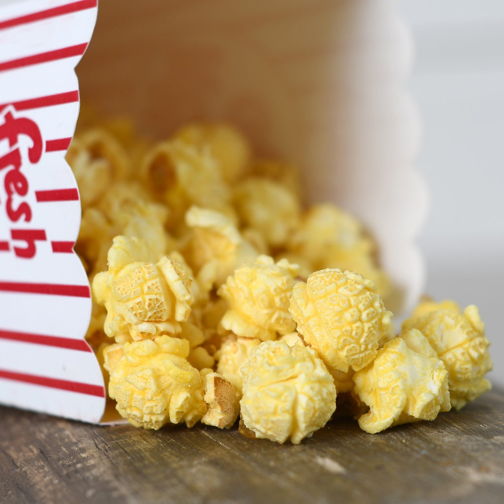 Movie Butter Popcorn