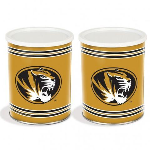 Mizzou Sports Tin 1 Gallon