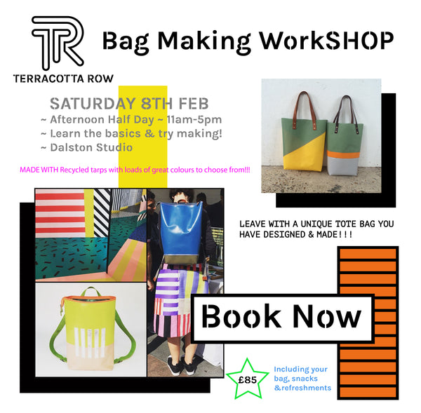 Tote Workshop Deposit
