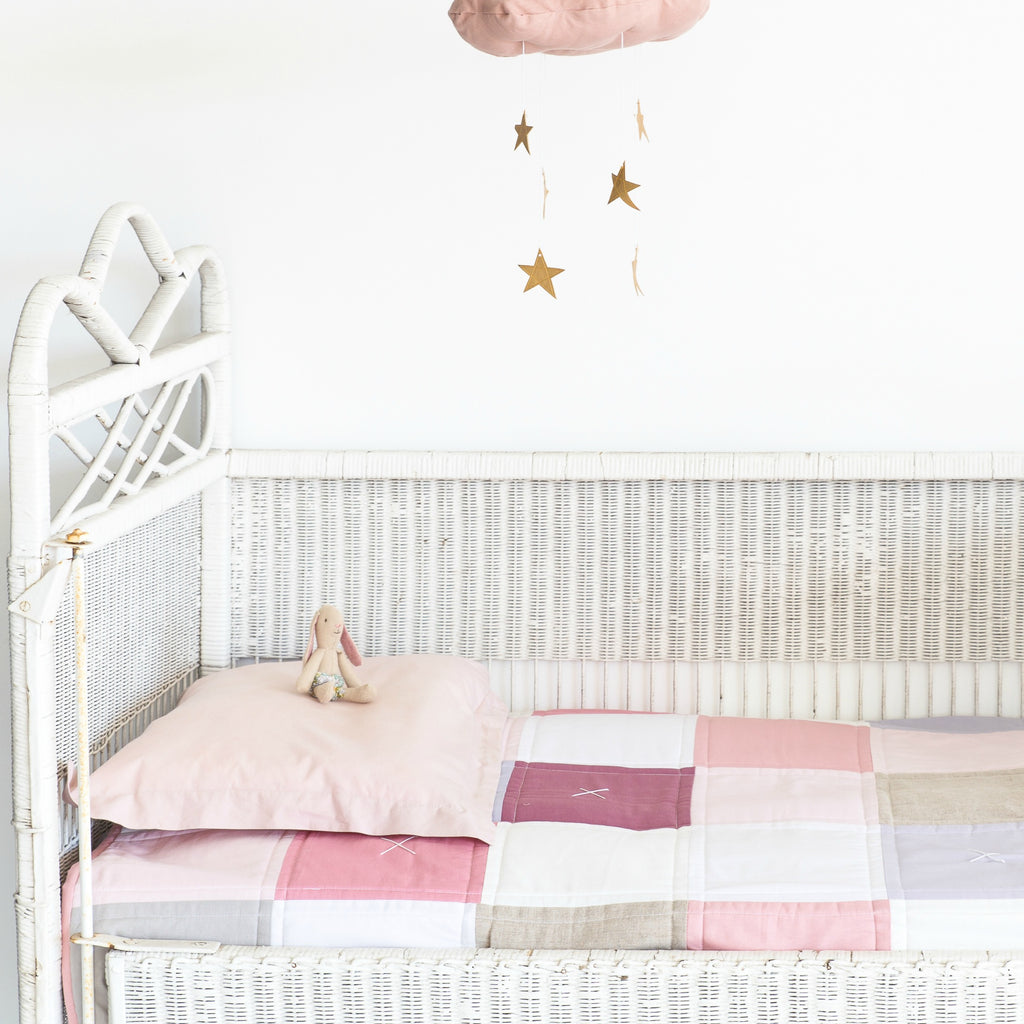 Nursery Trends.. Blush Pink