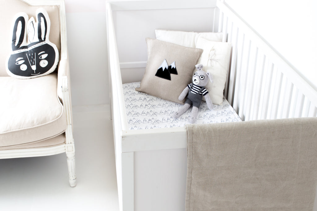 Nursery trends for 2017 - monochrome