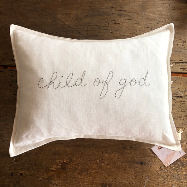 Personalised Cushion  -BUTTERMILK
