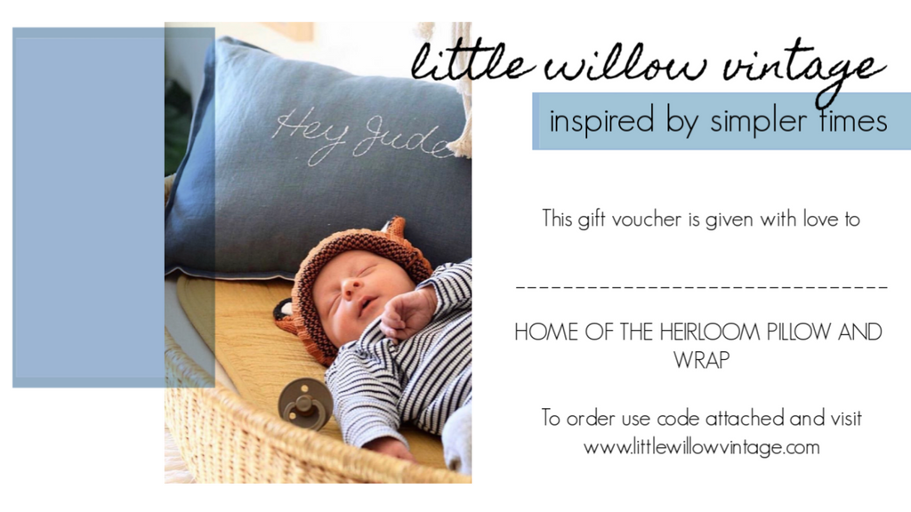 Little Willow Gift Card