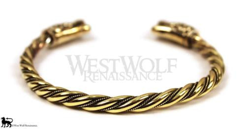 Viking Wolf-Beasts of Burg Bracelet