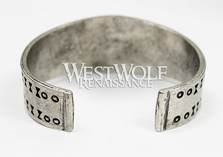 Large Viking Cuff Bracelet