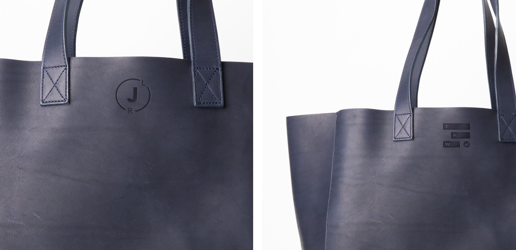 Massie tote - Autptype Monograms