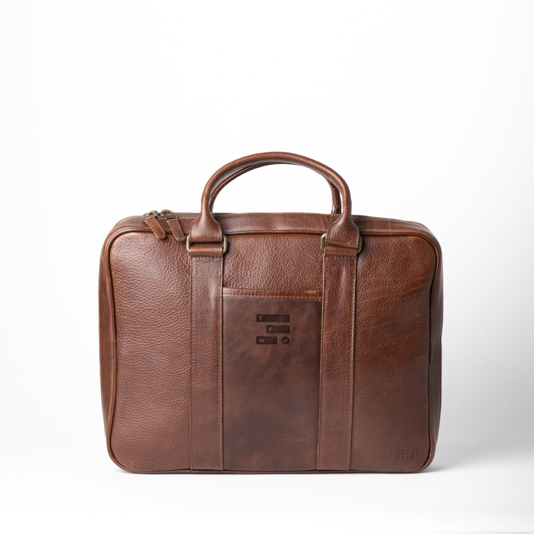 Bryant Tech Briefcase - Monograms by Autotype