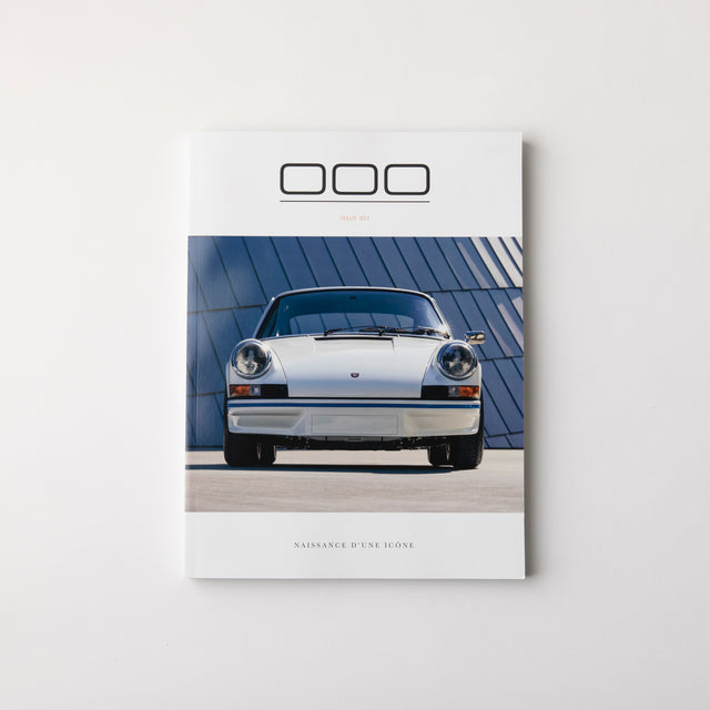 Porsche Magazine - Triple Zero 000 - Issue 1 - Autotype Library