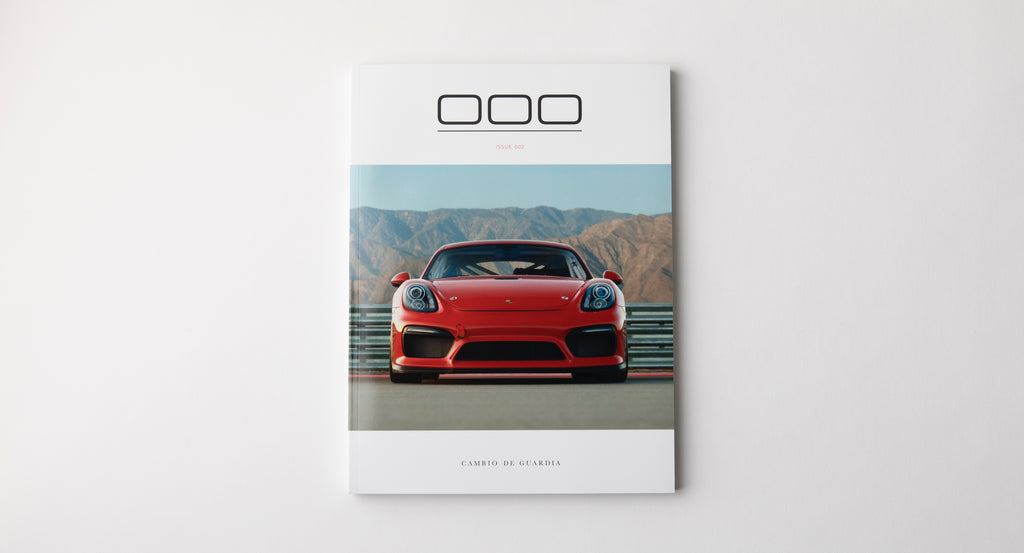 000 Magazine - Issue 002