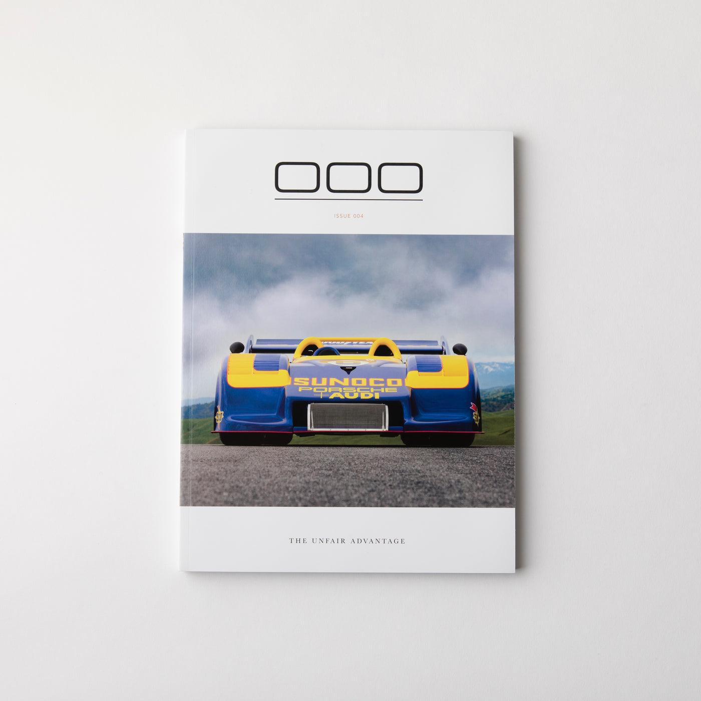 Porsche Magazine - Triple Zero 000 - Issue 4 - Autotype Library