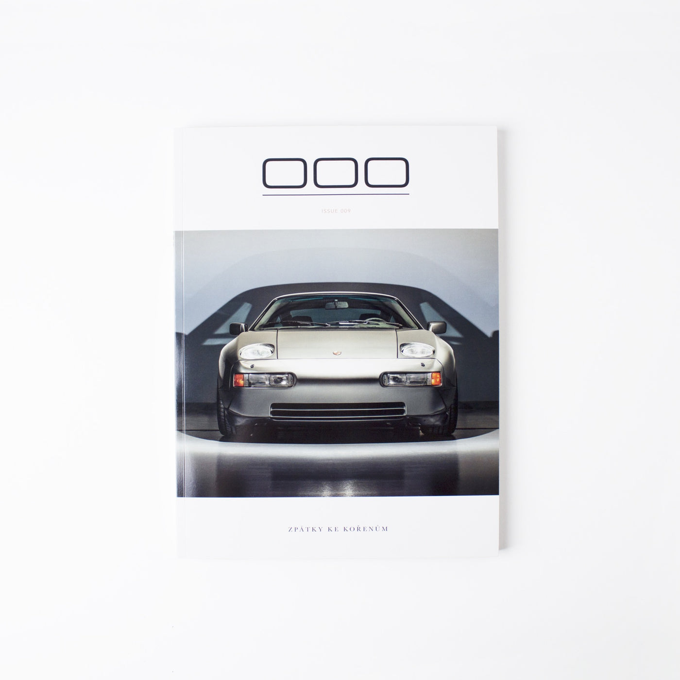 Porsche Magazine - Triple Zero 000 - Issue 9 - Autotype Library
