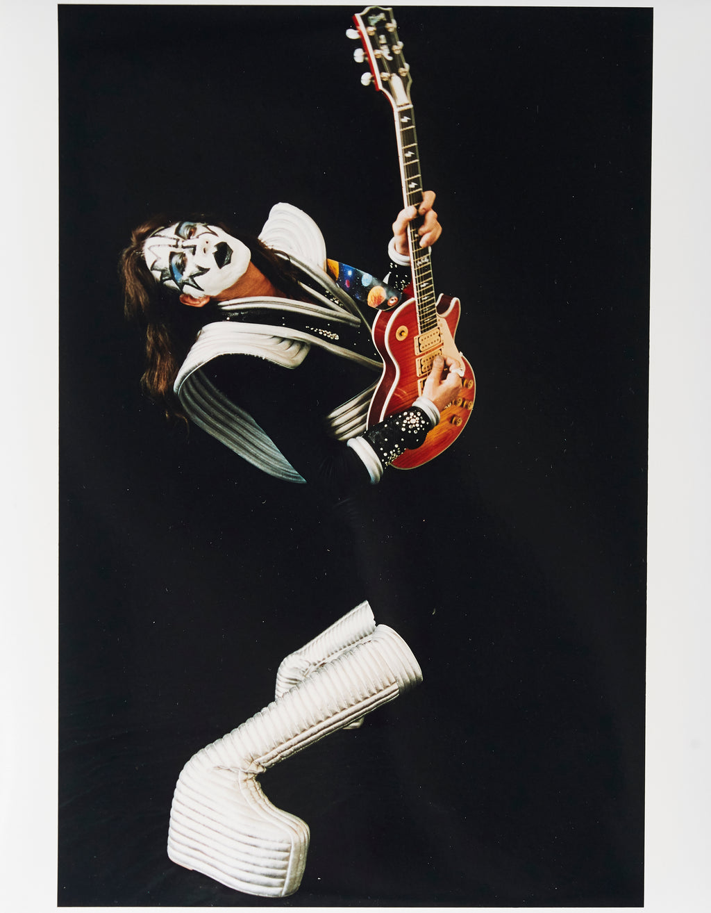 Ace Frehley at Smashbox Studios - 11 x 14 - Kodak C-Print