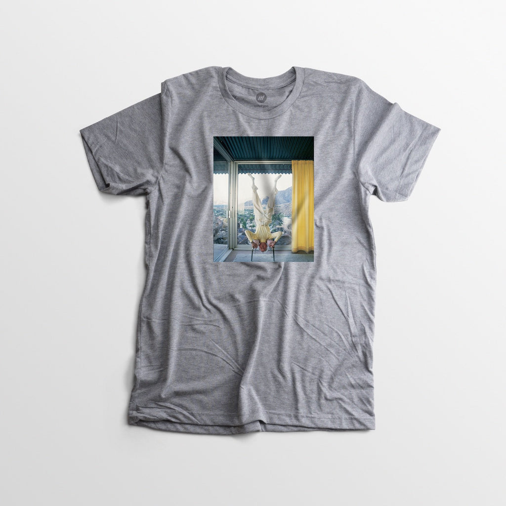 Men's Autotype + Dewey Nicks Albert Frey Tee - Grey