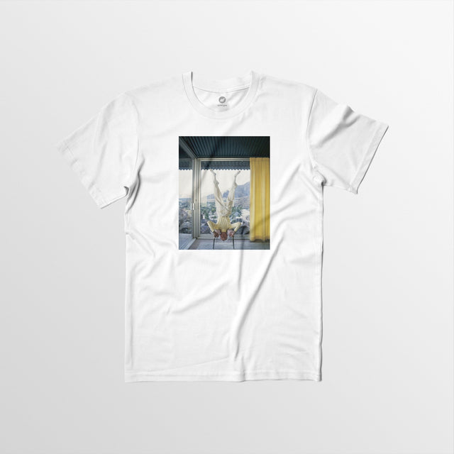 Men's Autotype + Dewey Nicks Albert Frey Tee - White