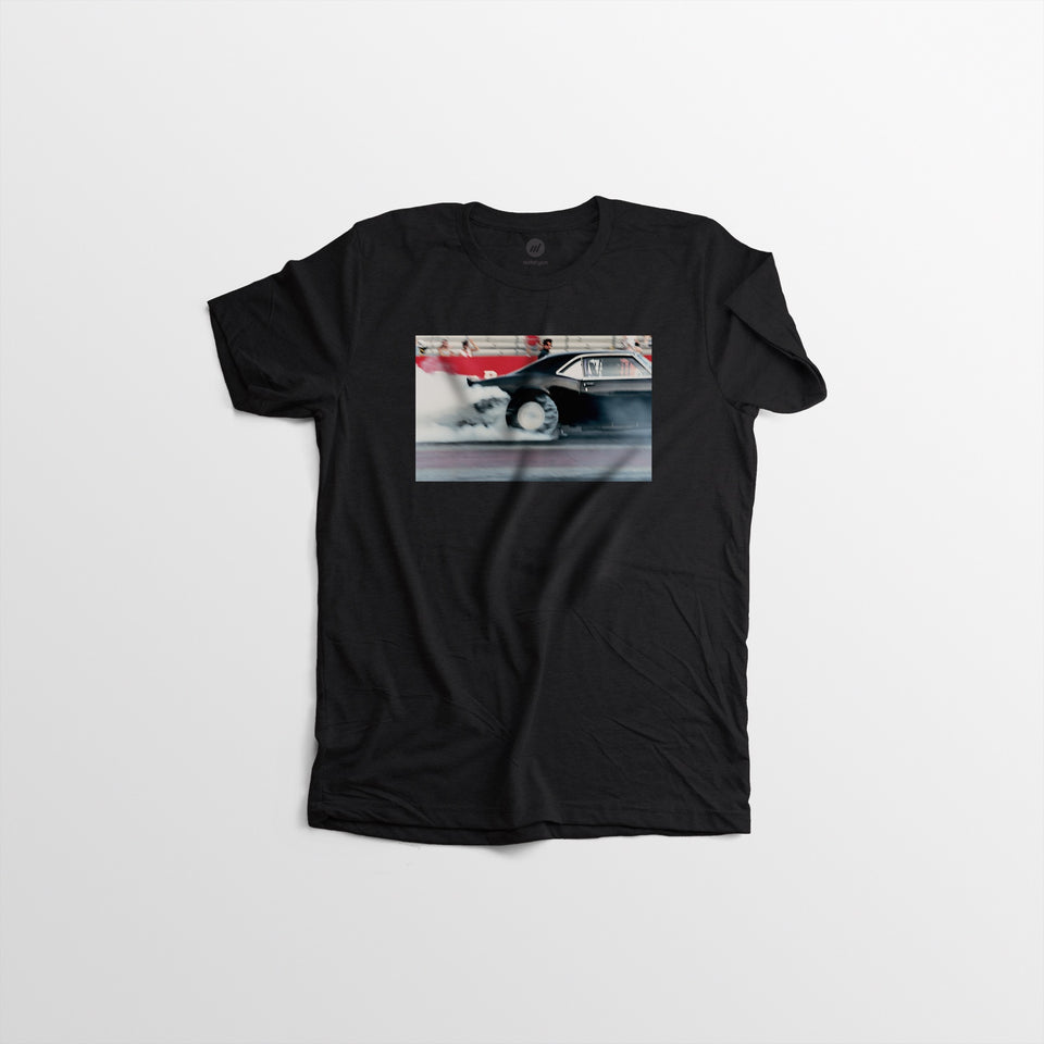 Dewey Nicks Camaro Burnout Tee