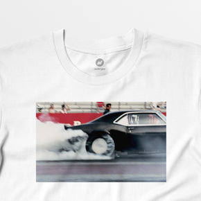 Men's Dewey Nicks Camaro Burnout Tee