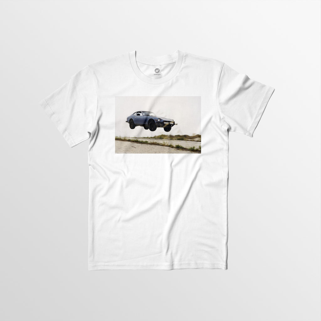 Men's Autotype + Dewey Nicks Flying Datsun Tee