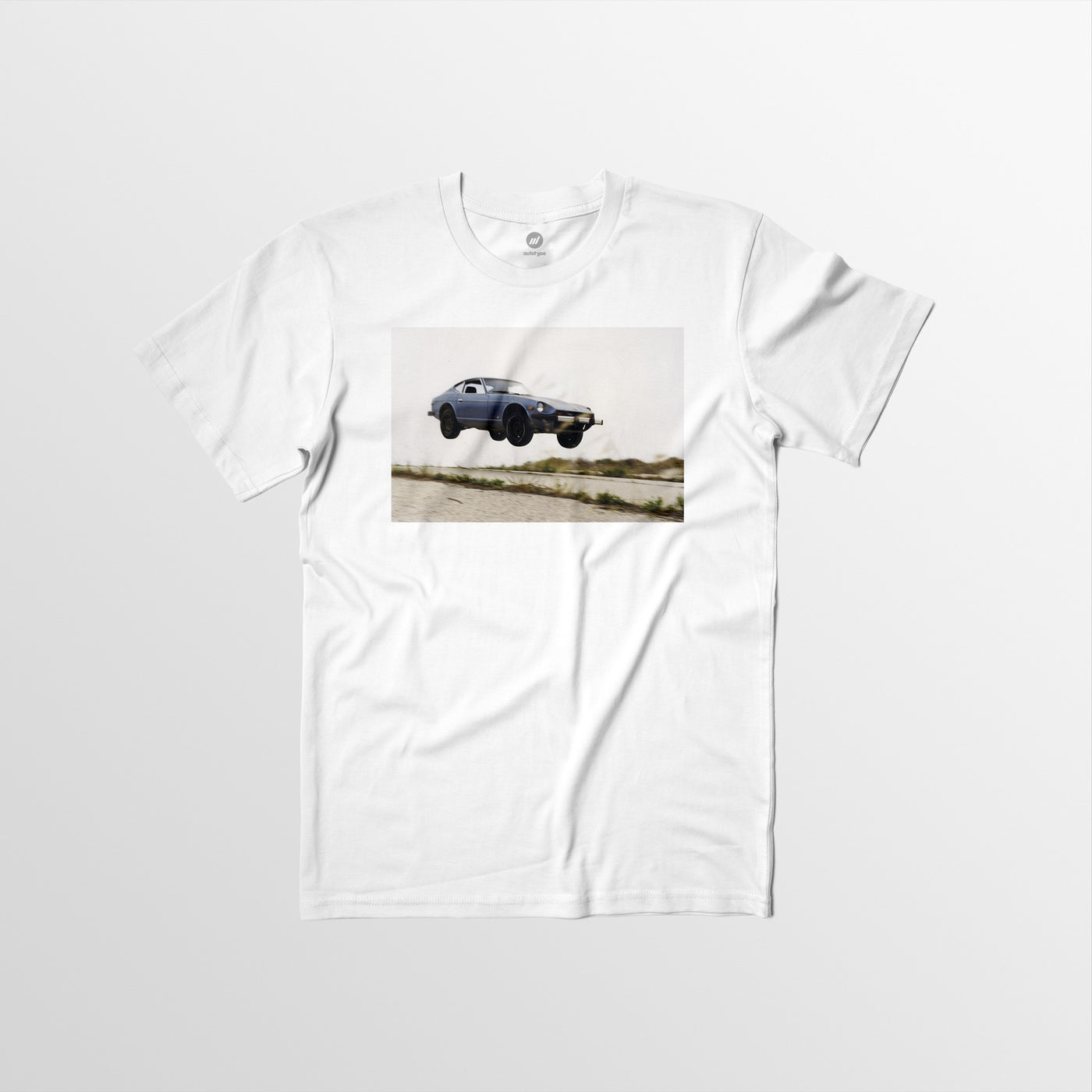 Men's Dewey Nicks Flying Datsun Tee