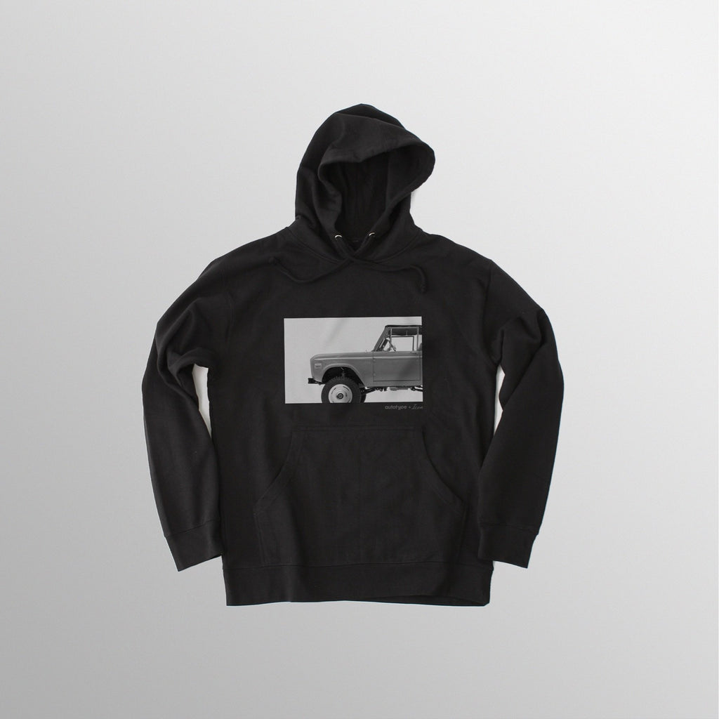 Men's Autotype + ICON Hooded Fleece - Black