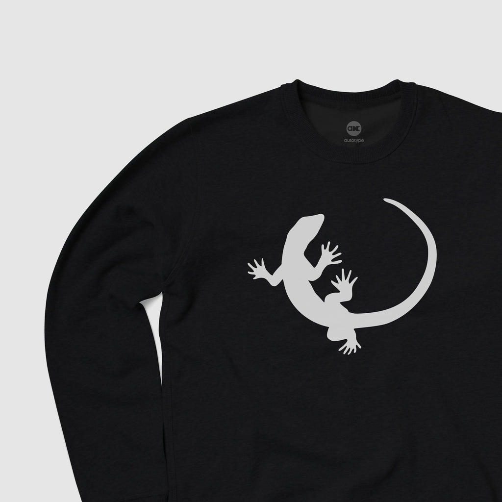 Men's ICON Lizard Crewneck Fleece