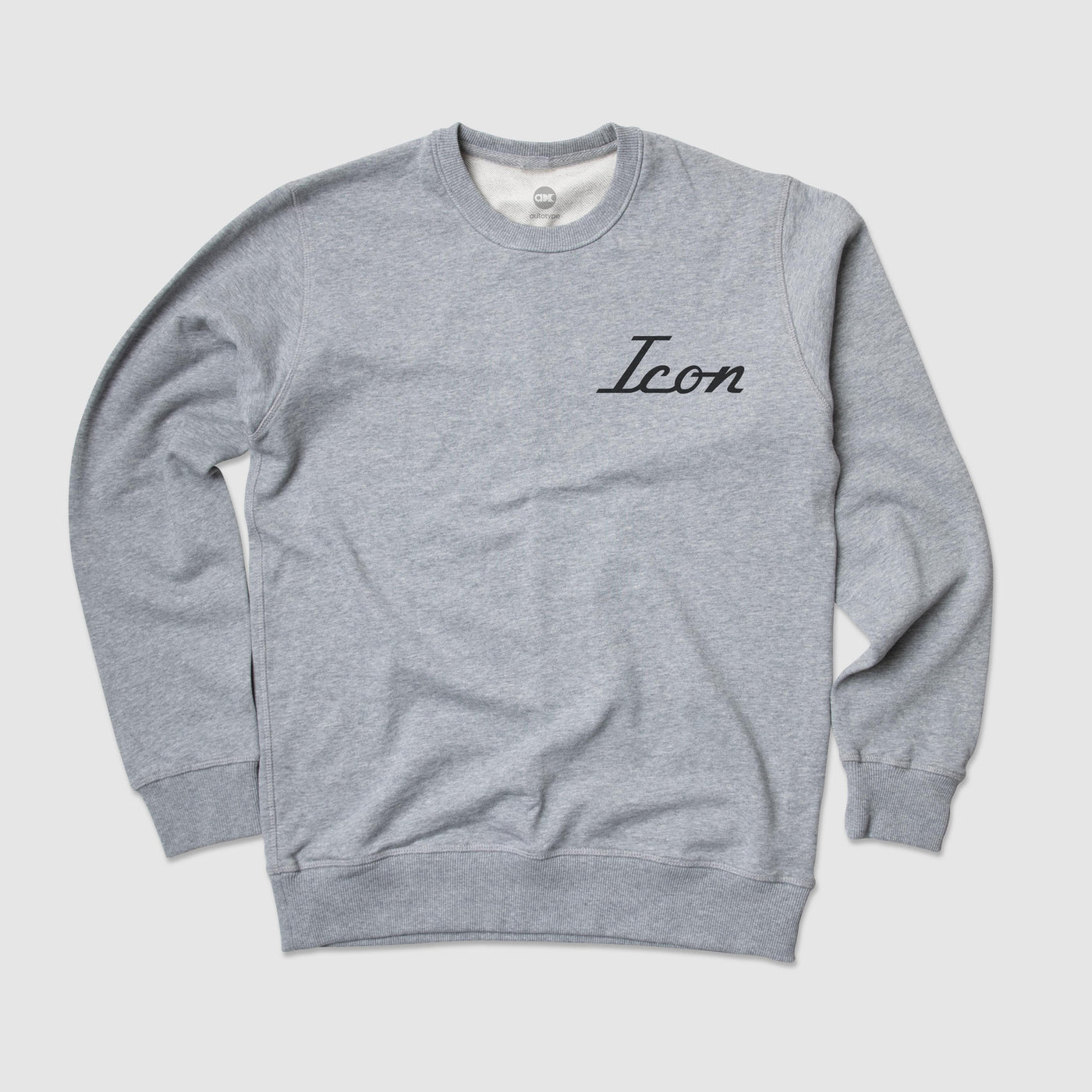 Men's ICON Old School Crewneck Fleece