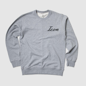 ICON Old School Crewneck Fleece
