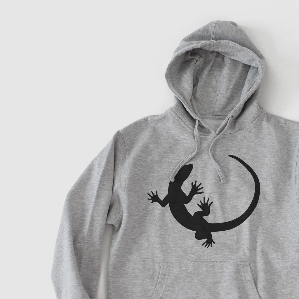 Men's ICON Lizard Hooded Fleece